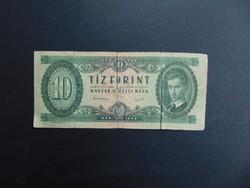 10 forint 1949 A 616 Rákosi címer !