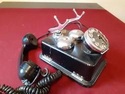 Antik Ericsson telefon, hiányos