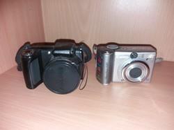 2db Régebbi Fényképezőgép