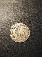 III Groschen 1623 Sigismund Polen!