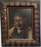 Franz Absmaier festmény