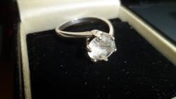 Dán ezüst gyűrű
