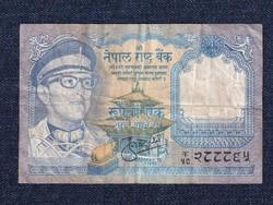 Nepál 1 Rúpia bankjegy 1973 / id 12836/