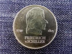 Németország Friedrich von Schiller 20 Márka 1972 A / id 14052/