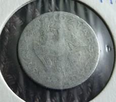 Viseltes ritka 10 Fillér 1950.