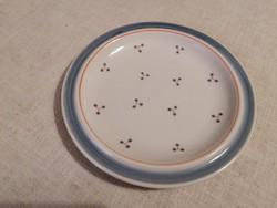 6 db Goebel desszertes tányér! Kézzel festett, hibátlan készlet!