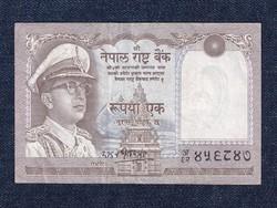 Nepál 1 Rúpia bankjegy 1972 / id 12834/