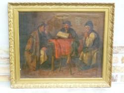 Horváth G.Andor (1866-1966): Megjöttek a hírek
