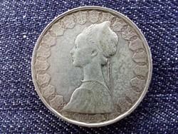 Olaszország .835 ezüst 500 Líra 1960 R / id 13901/