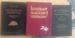 Trianon - a 3 legfontosabb könyv, egyben!!!