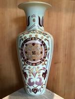 Zsolnay váza, öttornyos pecséttel