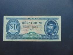 20 forint 1947 C 089 Kossuth címer RR !