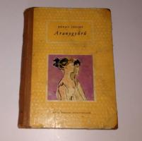 Révay József Aranygyűrű 1961-es kiadás