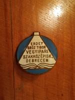 Debreceni iskolajelvèny