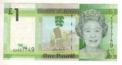 1 font pound 2010 Jersey