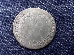 Ausztria II. József (1780-1790) .500 ezüst 10 Krajcár 1789 B / id 14312/