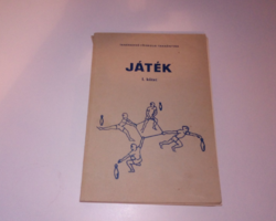 Tanárképző Főiskola Tankönyvek Játék I. kötet