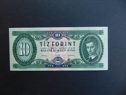 10 forint 1962 Hajtatlan bankjegy