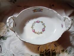Porcelán asztalközép