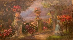 Gergely Imre gyönyörű festménye