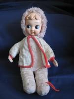 Régi Lencsi baba játékbaba