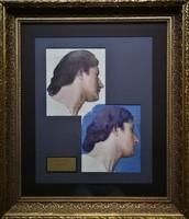 Kacziány Aladár festmény tanulmány