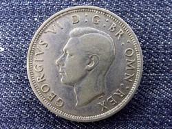 Anglia VI. György (1936-1952) .500 ezüst 1/2 Korona 1942 / id 14467/
