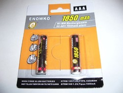 AA és AAA akkuk ceruza és mikroceruza akkumulátor KIÁRUSÍTÁS - OLCSÓN ! - NiMh típus