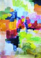 EGYEDI KEDVEZMÉNYES AJÁNLAT! Modern szignózott eredeti alkotás, Közvetlen a művésztől!