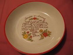 Receptes tésztás olasz tányér
