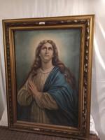 Homonai Pál? antik festmény!
