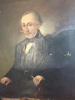 Portré 79x97 cm méretben