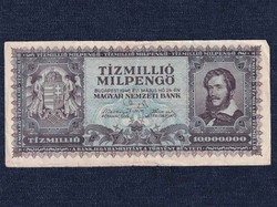 Háború utáni inflációs (1945-1946) 10 millió Milpengő bankjegy 1946 / id 14527/