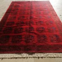 Afgán elsari elefáttalpas  szőnyeg