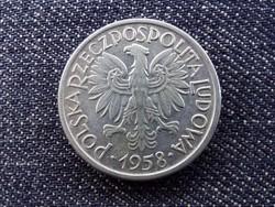 Lengyelország 2 Zloty 1958 / id 13358/