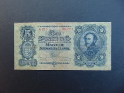 5 pengő 1928 A 010 RR !!!