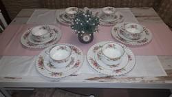 Royal Albert angol porcelán étkészlet