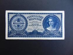 1 milliárd milpengő 1946  03