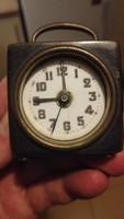 Wecker eredeti antik ébresztö óra