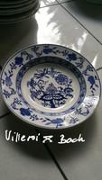 Villeroy & Boch hagymamintás tányér