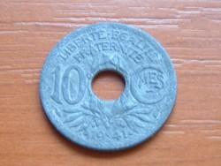 FRANCIA 10 CENTIMES 1941 ZINC #