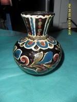 Lázi János hódmezővásárhelyi szecessziós váza