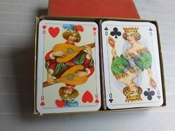 Bridge  kártya eredeti dobozában