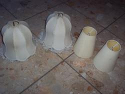 4 db lámpabura együtt eladó
