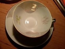 Bareuther Bavaria Walsassen kávés csésze és alj