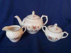 Gránit tea szervírozó készlet