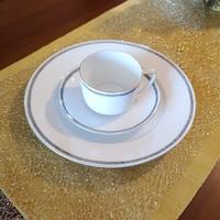 Porcelán reggeliző szett 3 db-os