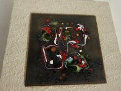 Gergely Judit  - tűzzománc falikép