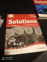 Solutions Pre-Intermediate 2nd Edition Munkafüzet Érettségi Felkészítő Feladatokkal with Audio CD