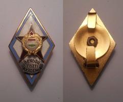 Rendőrtiszti Akadémia jelvény